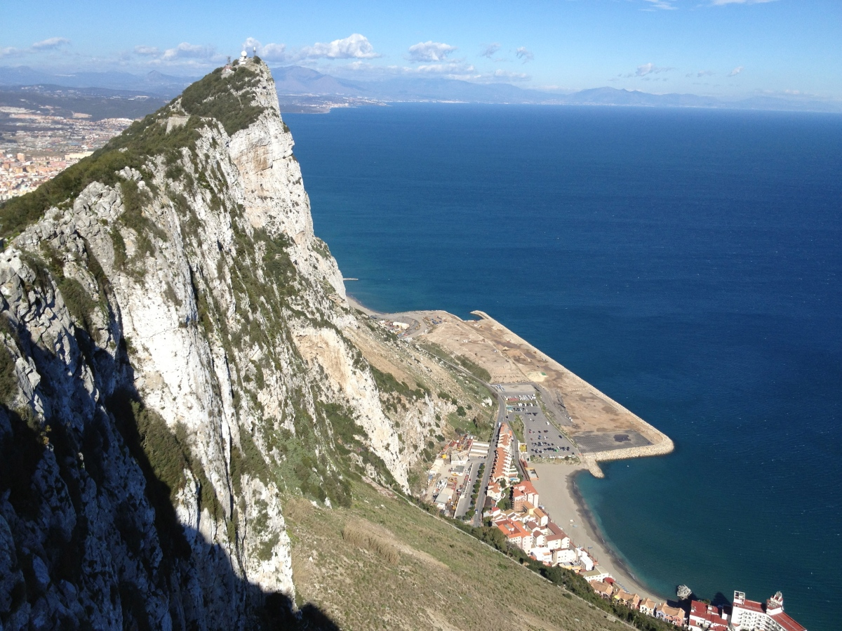 Gibraltar Is An Unexpectedly Beautiful Place
