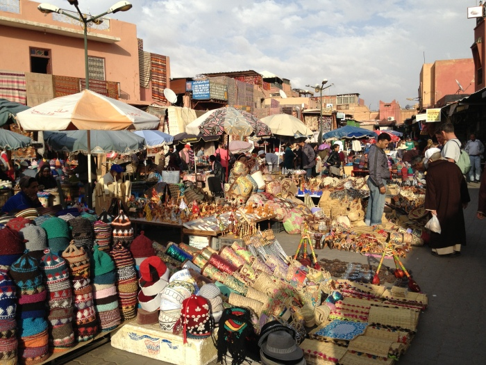 Outdoor Souk