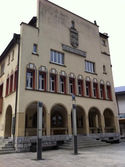 Vaduz Rathaus (City Hall)