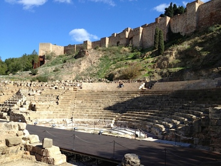 Ancient Roman Amphitheater