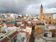 Málaga Skyline