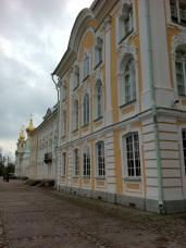 Back of Peterhof.
