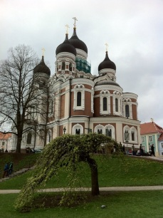 Russian-influenced Alexander Nevsky Cathedral