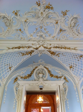 Ceiling in the Hermitage