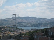 Walk the Bosphorus Bridge in Turkey