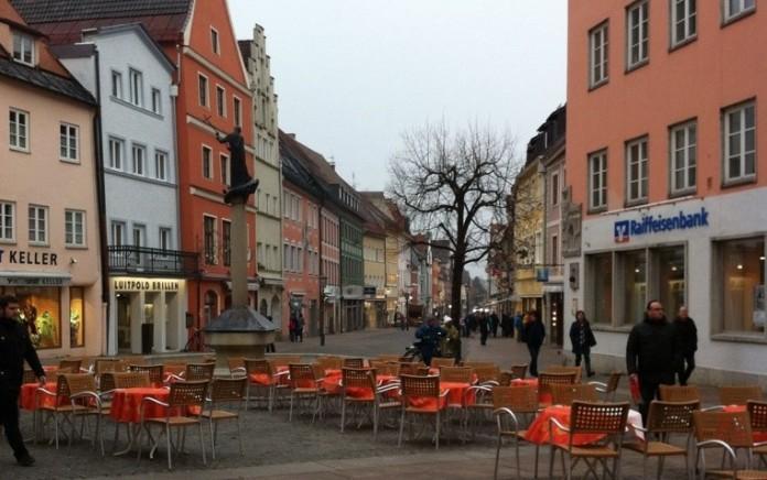 """""""Downtown"""" Füssen"""
