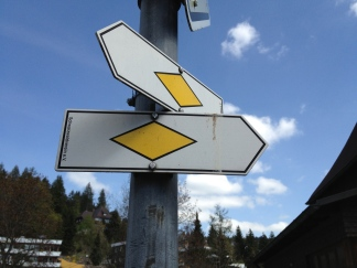 Which way do I go, exactly?