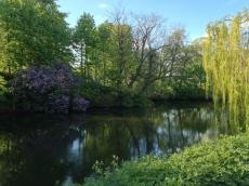 A Park near Kastellet
