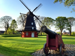 Windmill in Kastellet