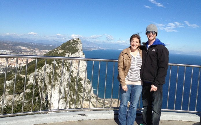 Visiting the Rock of Gibraltar