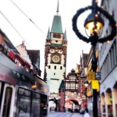 Martinstor, Freiburg im Breisgau
