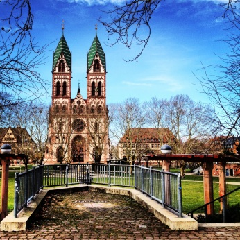 Herz-Jesu Kirche, Freiburg im Breisgau