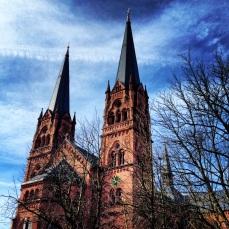 Johanneskirche, Freiburg im Breisgau