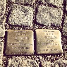 Stolpersteine, Freiburg im Breisgau