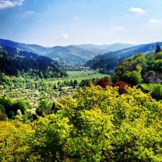 Black Forest, Freiburg im Breisgau