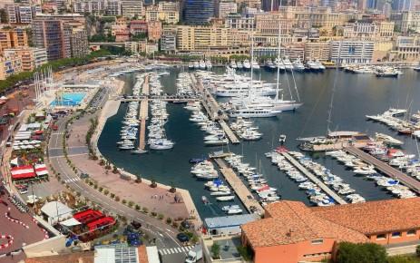 Port of Monaco!